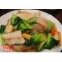 Com Xao Do Bien - Stir fry seafood on rice