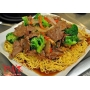 Mi xao bo - Beef chow mein