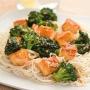Stir-fry Tofu With Rice