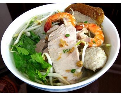 11. Hu Tieu My Tho - My Tho noodle soup