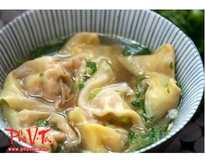 5. Wonton Soup