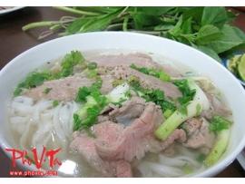 Pho Dac Biet - Special beef noodle soup