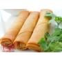 Spring rolls (2 rolls)