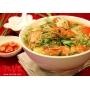 Canh Chua Tom - Shrimp hot n'sour soup