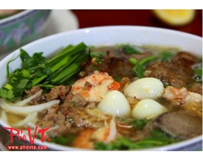 12. Hu Tieu Mi  - Egg noodle Hu Tieu