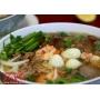 Hu Tieu Mi  - Egg noodle Hu Tieu